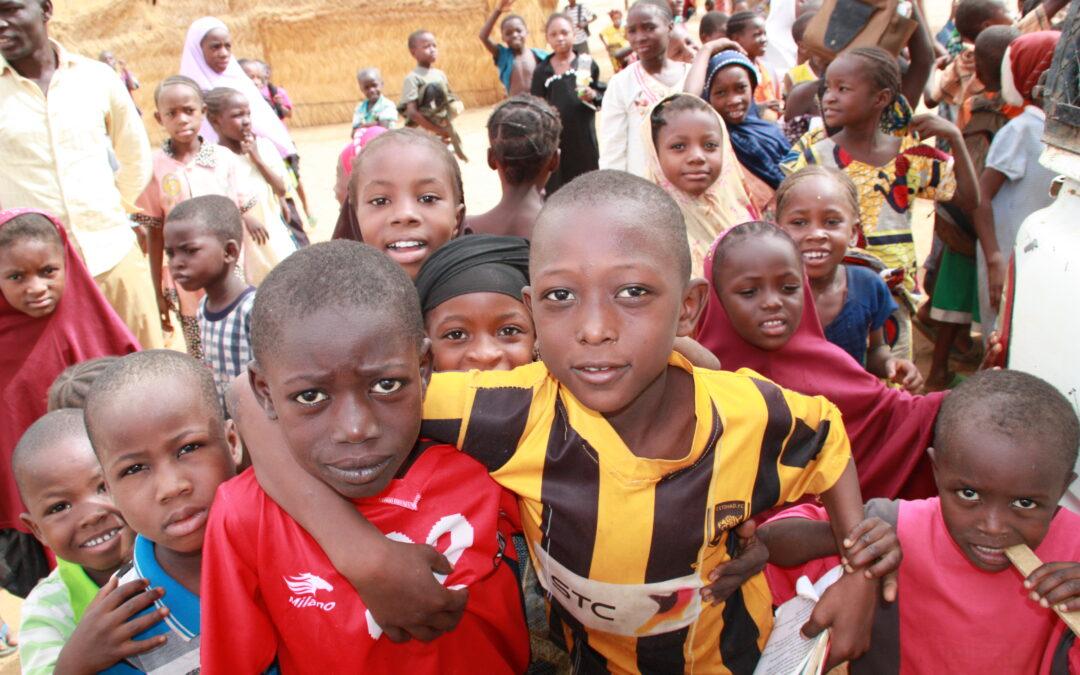 Vårt arbete i Västafrika/Sahel