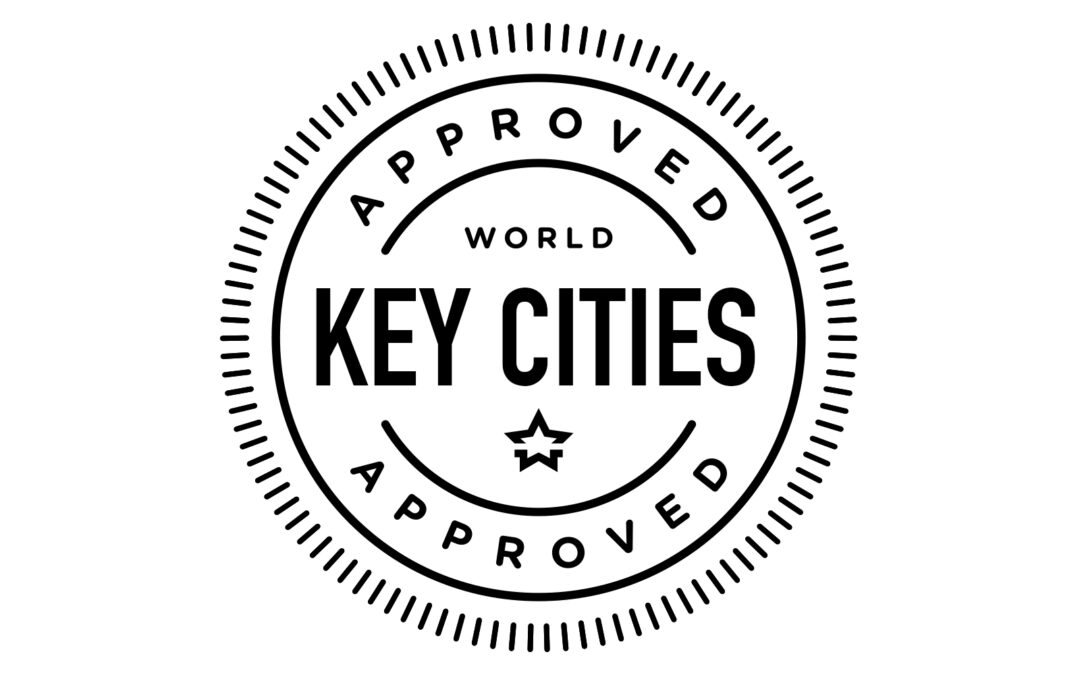 Key Cities-weekend i Stockholm, 2-3 oktober