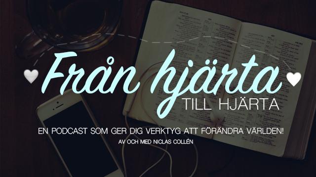 """Från Hjärta Till Hjärta – Avsnitt 6: """"Lärjungaresan i Afrika – Gäst: Jan-Erik Nyman"""" (PODCAST)"""