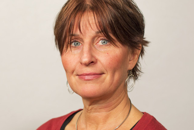 Varför arbetar du för IBRA? Maria Levander – informationsansvarig