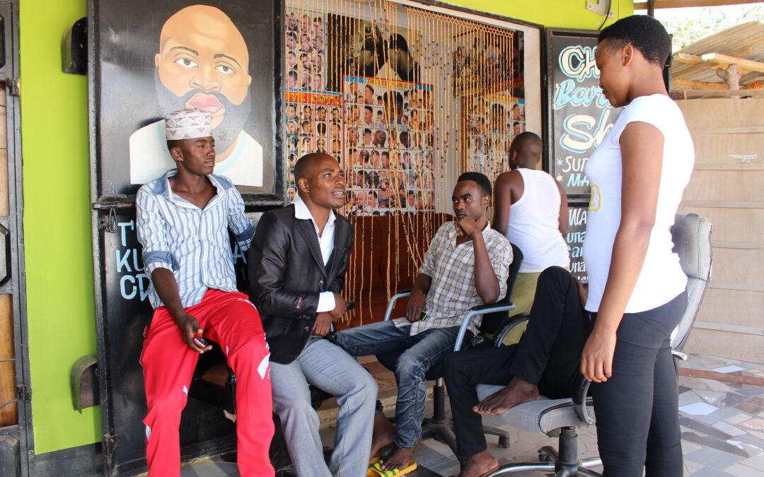 Vårt arbete i Östafrika