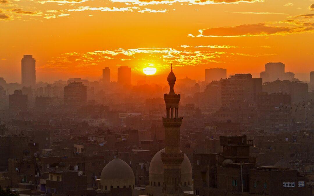 Följ med till Kairo, Egypten I