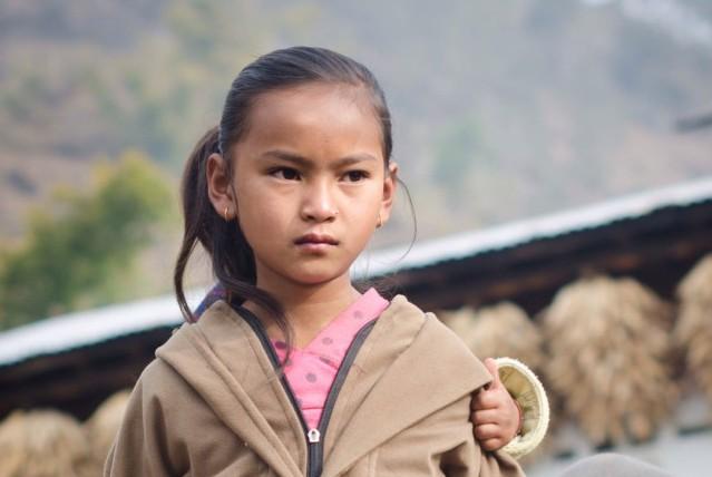 Be för Nepal!