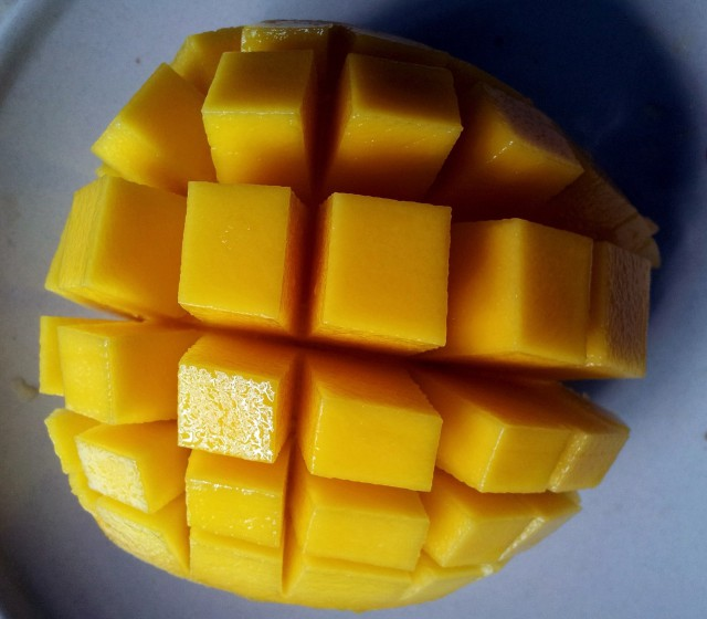 Hur många mango finns i en mangokärna?