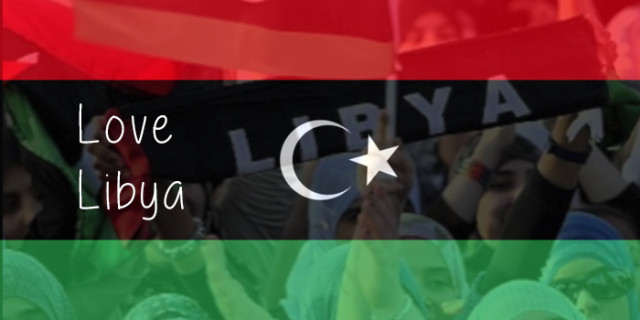 "Fredagsbön: ""Glöm inte Libyen!"""