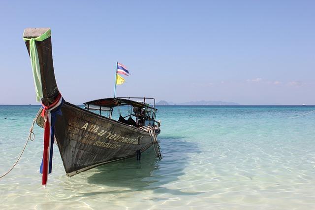 Vackra Thailand.