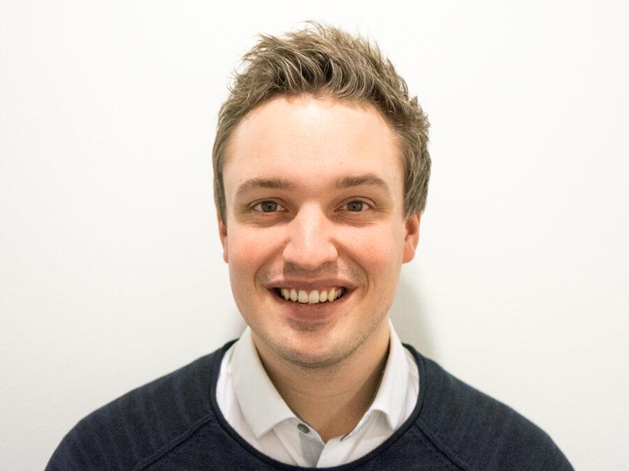 Möt en av våra medarbetare – Andreas Öjebrandt