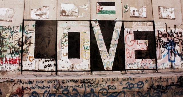 Lämnade Jerusalem – fick hjärta för palestinierna