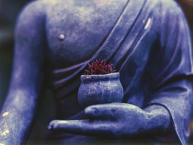 Från Buddha till Kristus