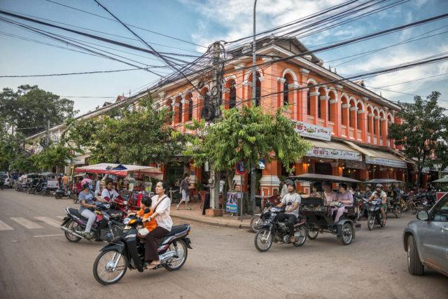 Hon leder IBRAs arbete i Kambodja