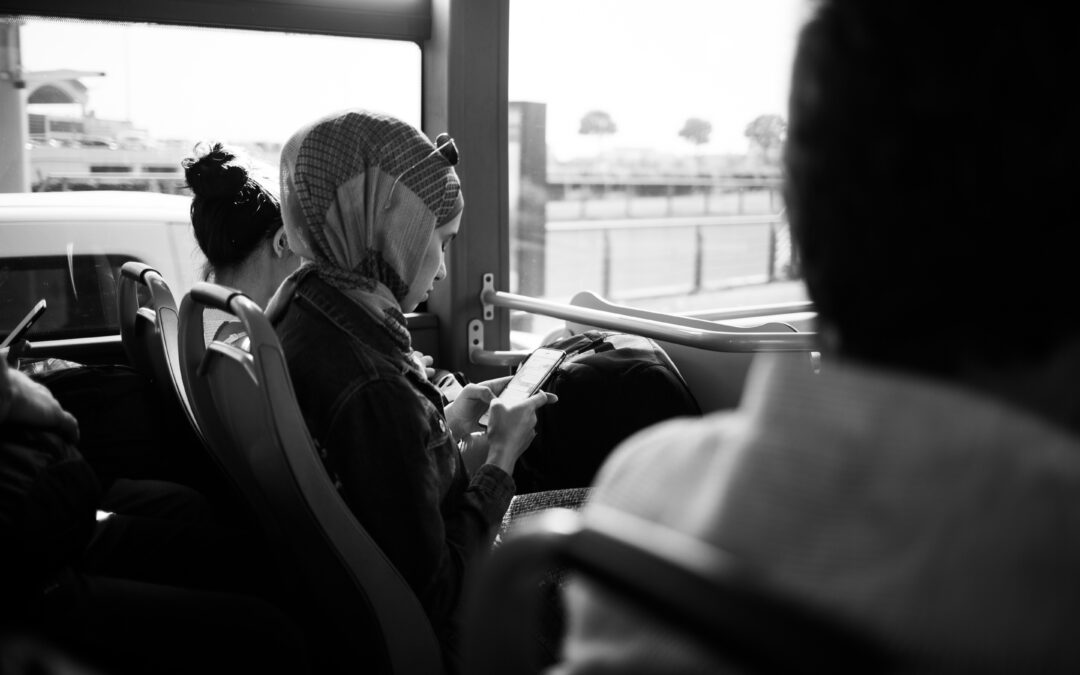 Nu tar vi Jesus till Nordafrika – mitt i en digital mediarevolution