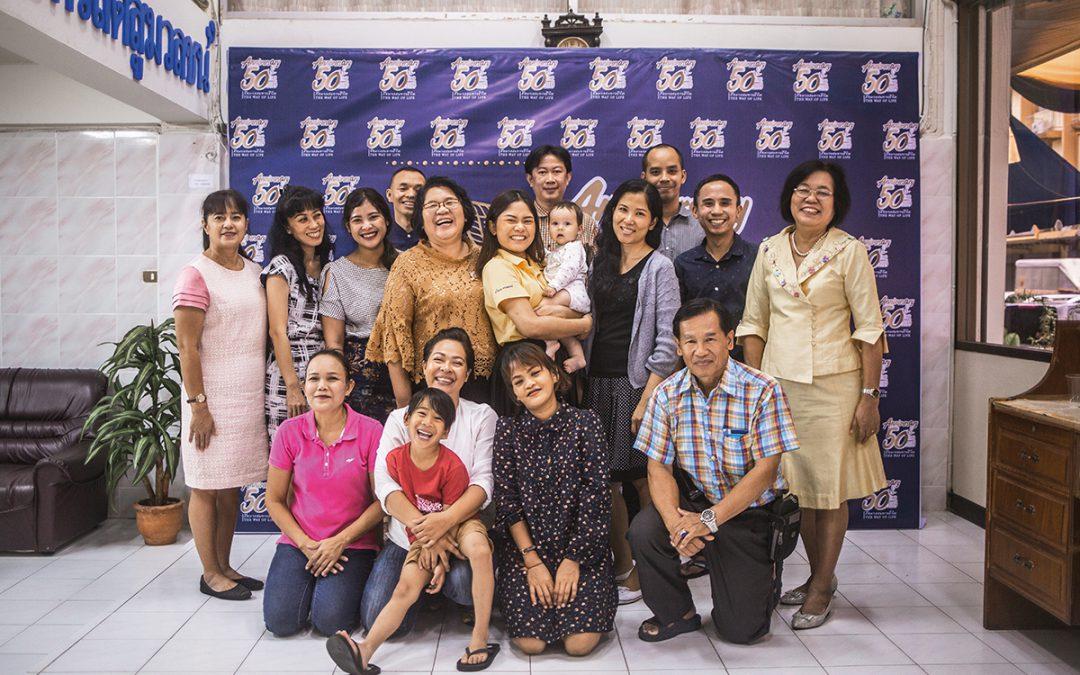 Allt fler studerar Bibeln på internet i Thailand